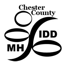 The Chester County MH and IDD logo