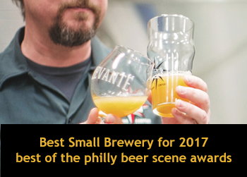 Best Small Brewery 2017